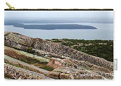 Mt. Destert Island View Carry-all Pouch