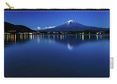 Mt Fuji - Blue Hour Carry-all Pouch