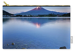 Mt Fuji - First Light Carry-all Pouch