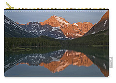 Carry-all Pouch featuring the photograph Mt. Gould by Gary Lengyel