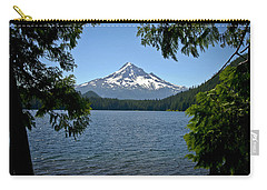 Mt Hood Over Lost Lake Carry-all Pouch