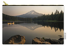 Mt Hood Sunrise  Carry-all Pouch