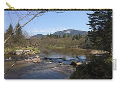 Mt. Katahdin Carry-all Pouch by Robin Regan