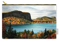 Mt. Kineo, Rockwood, Maine Carry-all Pouch