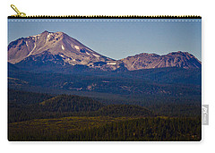 Mt Lassen And Chaos Crags Carry-all Pouch