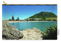 Mt Maunganui Beach 13 - Tauranga New Zealand Carry-all Pouch