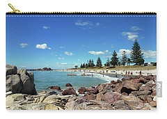 Mt Maunganui Beach 3 - Tauranga New Zealand Carry-all Pouch