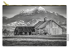 Mt Pilchuck Carry-all Pouch by Tony Locke