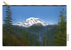 Mt Rainier Carry-all Pouch