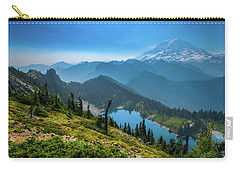 Mt. Rainier And Eunice Lake Carry-all Pouch