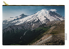 Mt. Rainier Panoramic Carry-all Pouch
