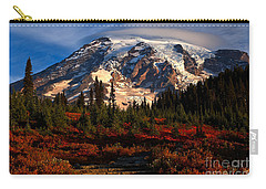 Mt. Rainier Paradise Morning Carry-all Pouch