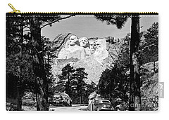 Mt Rushmore Carry-all Pouch