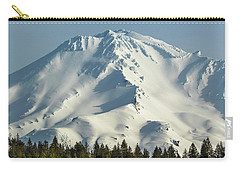 Mt Shasta In Early Morning Light Carry-all Pouch
