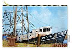 Mt. Sinai Fishing Boat Carry-all Pouch