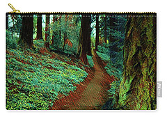 Mt. Tabor Afternoons  Carry-all Pouch