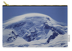 Carry-all Pouch featuring the photograph Mt201cloudcap Over Mt. Baker Wa by Ed Cooper Photography