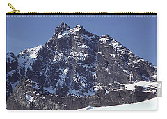 Carry-all Pouch featuring the photograph Mt207 North Face Lincoln Peak Wa by Ed Cooper Photography