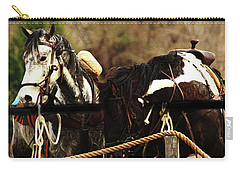 Much Needed Rest Carry-all Pouch by Kim Henderson