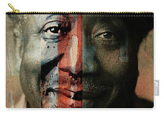 Muddy Waters - Mannish Boy  Carry-all Pouch