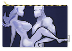 Mudflap Babe N Dude Carry-all Pouch