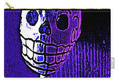 Carry-all Pouch featuring the photograph Muertos 2 by Pamela Cooper