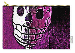 Carry-all Pouch featuring the photograph Muertos 3 by Pamela Cooper