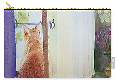 Muffin At Window Carry-all Pouch