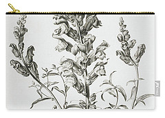 Mufle De Veau Carry-all Pouch by Gerard van Spaendonck