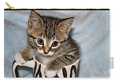 Mug Kitten Carry-all Pouch