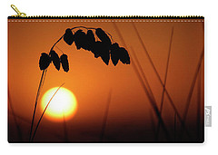 Carry-all Pouch featuring the photograph Mug - Sunset by Inge Riis McDonald