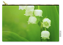 Muguet Melody Carry-all Pouch