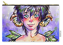Mulberry Faun Carry-all Pouch