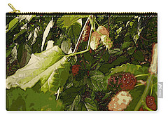 Mulberry Moment Carry-all Pouch