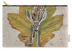 Mule Dear Fawn Carry-all Pouch