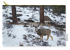 Mule Deer - 8922 Carry-all Pouch
