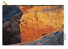Muley Point Sunrise-v Carry-all Pouch