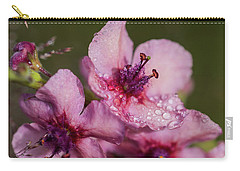 Mullein In The Mist Carry-all Pouch