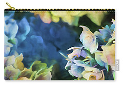 Multicolor Hydrangeas Carry-all Pouch