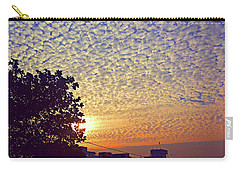 Multicoloured Sky Carry-all Pouch