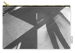 Carry-all Pouch featuring the photograph Multidimensional Viewpoint by Esther Newman-Cohen