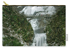 Multnomah Falls Ice Carry-all Pouch