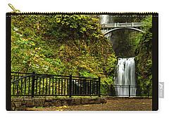 Multnomah Falls,oregon Carry-all Pouch