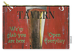 Murphy's Tavern Carry-all Pouch by Debbie DeWitt