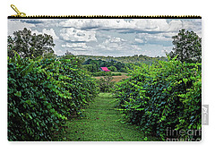 Muscadine View Carry-all Pouch by Paul Mashburn