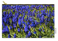 Muscari Carry-all Pouch