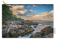 Muscongus Bay Carry-all Pouch by Rick Berk