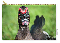Muscovy Duck-0278 Carry-all Pouch