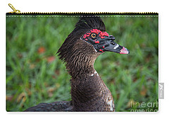 Muscovy Duck-0318 Carry-all Pouch