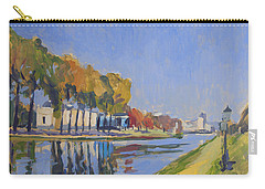 Musee La Boverie Liege Carry-all Pouch